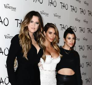 Kourtney, Kim et Khloe Kardashian en lingerie sexy sur Instagram...