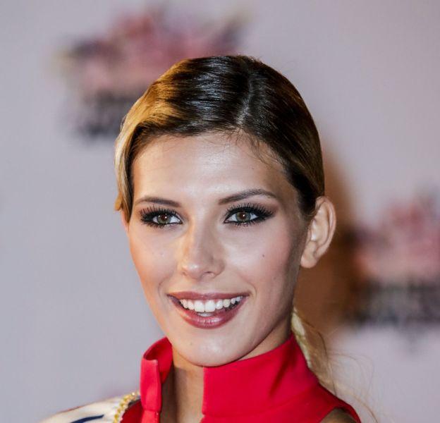Camille Cerf aux NRJ Music Awards à Cannes en novembre 2015.