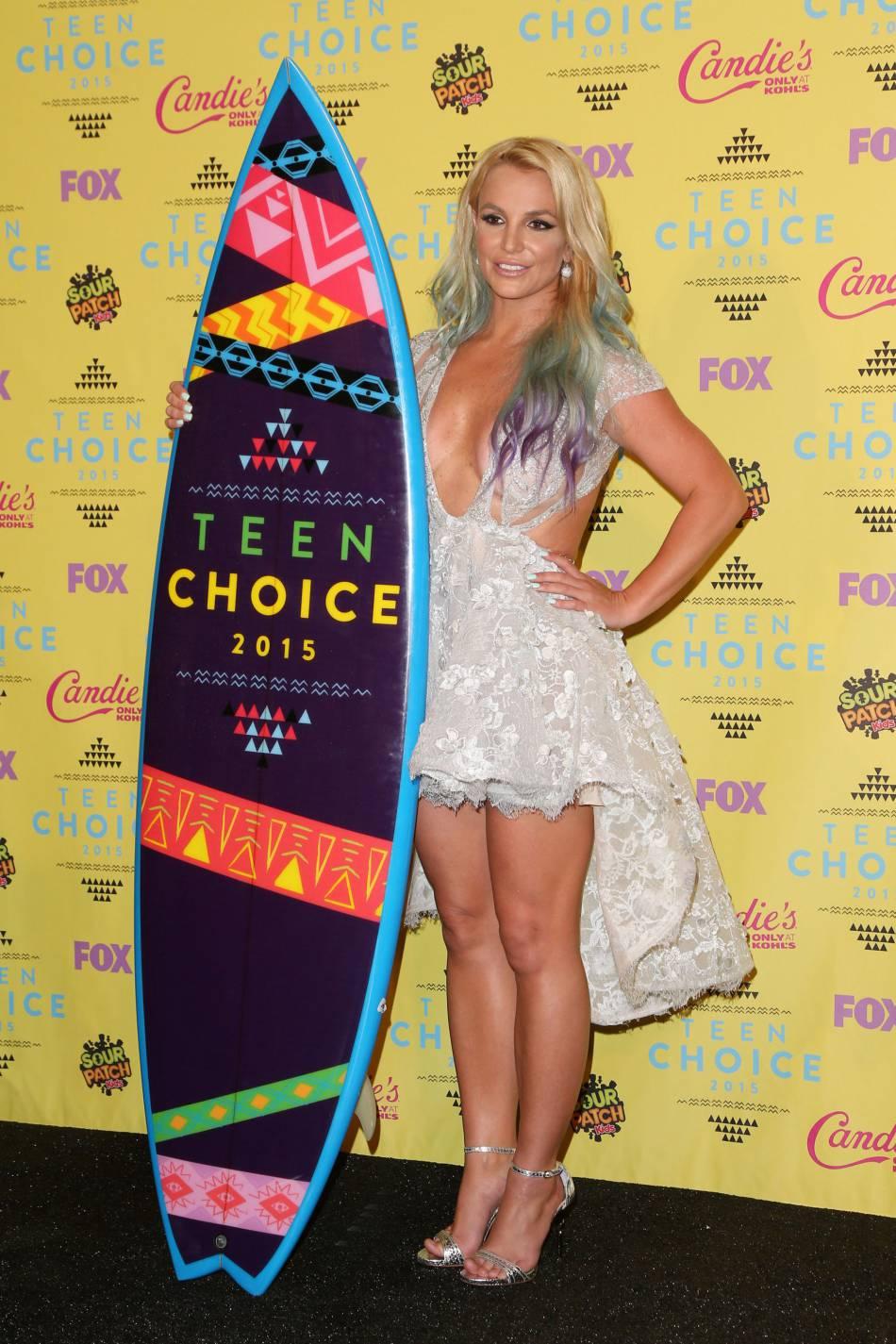 La chanteuse a remporté le prix de l'icône qui a le meilleur style vestimentaire.