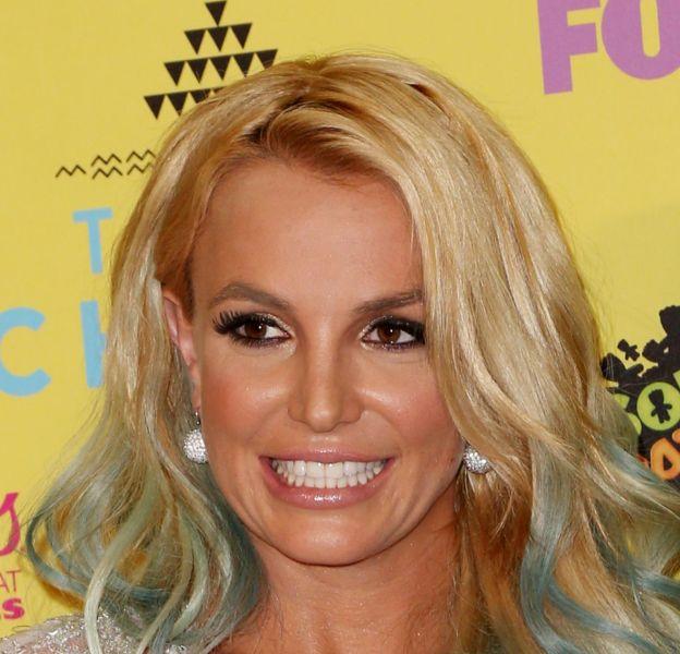 Britney Spears à la cérémonie des Teen Choice Awards en août 2015.