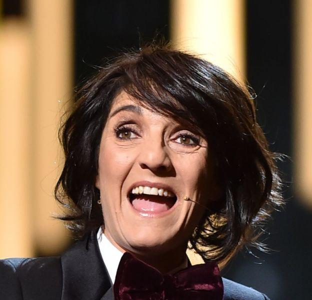 Florence Foresti a présenté avec brio la 41ème cérémonie des Césars.