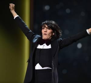 """Humoriste mais aussi comédienne, elle est à l'affiche de """"Hollywoo"""" diffusé ce soir sur TF1."""