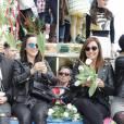 """Alizée et Priscilla Betti, amitié coup de coeur durant le tournée """"DALS""""."""
