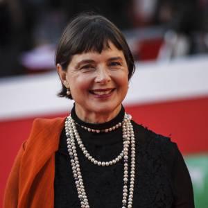 Isabella Rossellini a travaillé avec Lancôme de 1983 à 1995.
