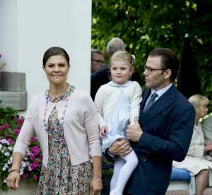 Princesse Victoria de Suède : découvrez le visage de son fils, le prince Oscar