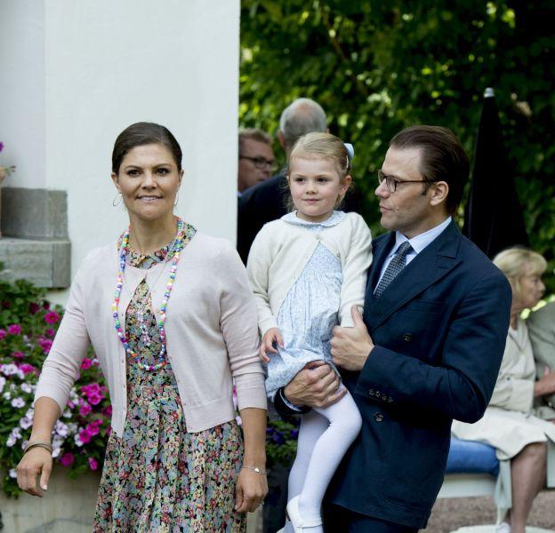 La princesse Victoria de Suède et le prince Daniel sont déjà parents de la petite Estelle désormais âgée de quatre ans.