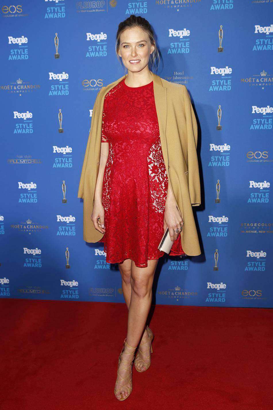 Bar Refaeli a annoncé sa première grossesse en janvier.