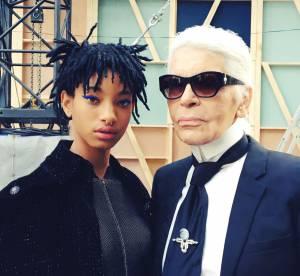 Willow Smith égérie Chanel : quand Karl Lagerfeld prône la différence