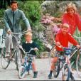 Selon les patrons de presse, le prince Charles et la princesse Diana jouaient le jeu, eux.