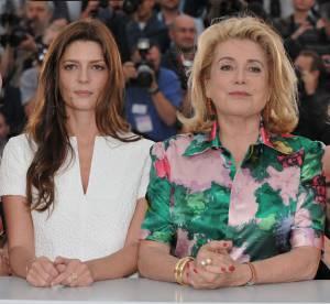 """Chiara Mastroianni traumatisée par sa mère : """"Elle me foutait les jetons"""""""