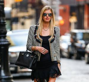 Nicky Hilton : chic et tendance, elle affiche son baby bump à Manhattan !