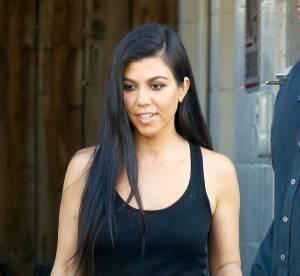 Kourtney Kardashian : topless ou bikini, ses photos sexy avec Kim et Khloe