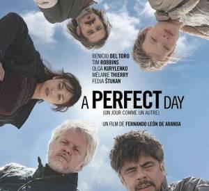 """Découvrez la bande-annonce de """"A Perfect Day""""."""