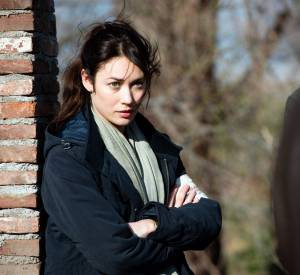 Katya prend l'humanitaire comme un job comme un autre.