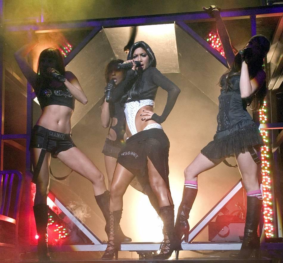 Nicole Scherzinger est une ancienne Pussycat Dolls.