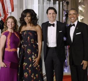 Michelle Obama et Sophie Grégoire-Trudeau : battle de style à la Maison Blanche
