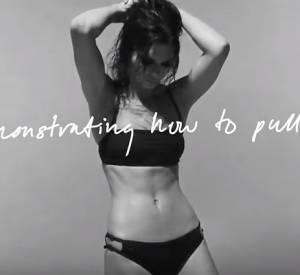 Kendall Jenner, super hot pour Love Magazine.