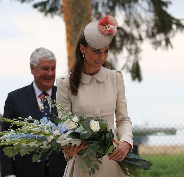 """Kate Middleton, """"femme la plus sexy des membres de famille royale"""" selon les résultats d'un sondage Victoria Milan."""