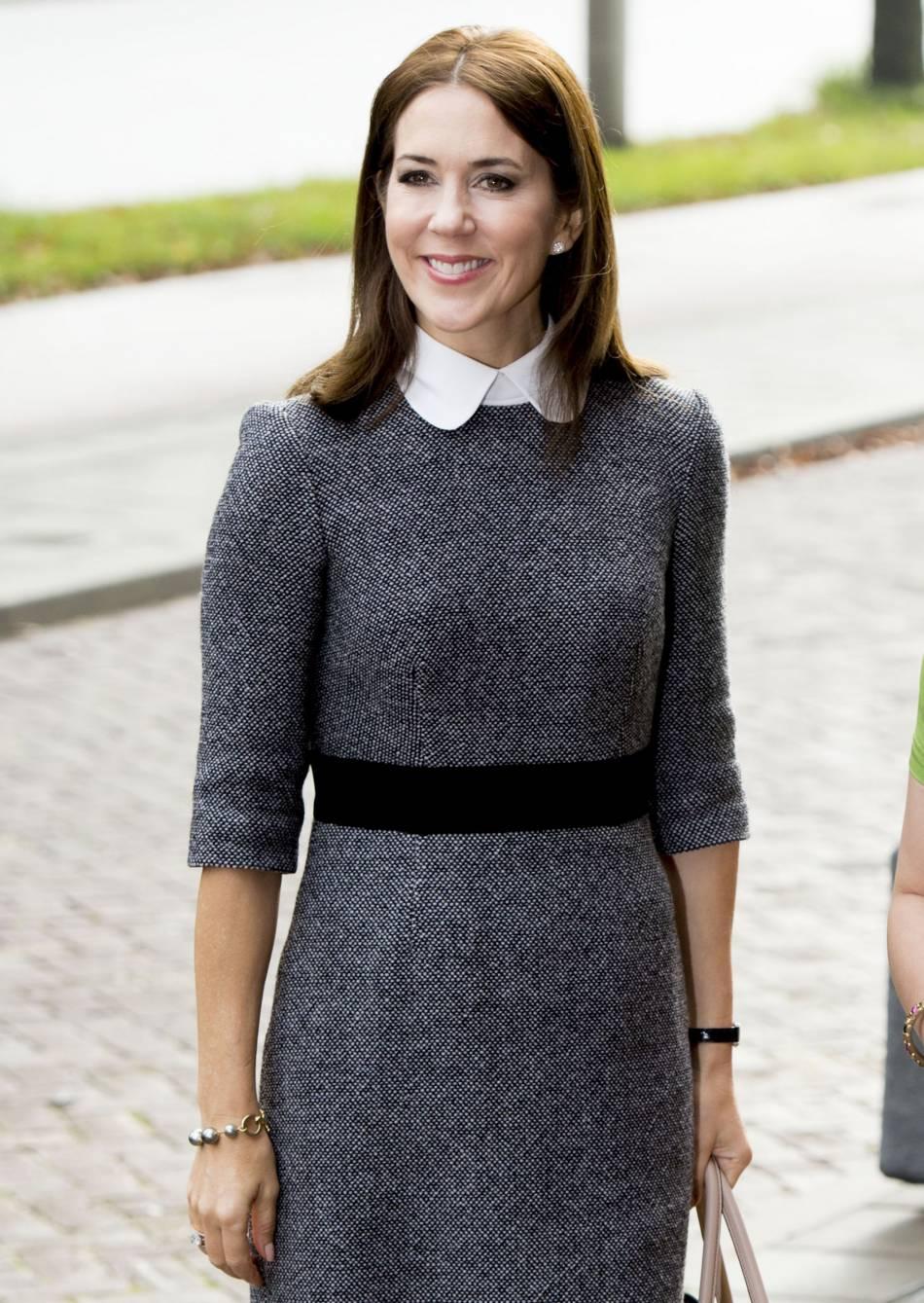 Mary du Danemark est troisième avec 11 % des votes.