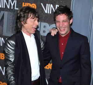 """James est l'un des héros de """"Vinyl"""", la série signée Mick Jagger et Martin Scorsese."""