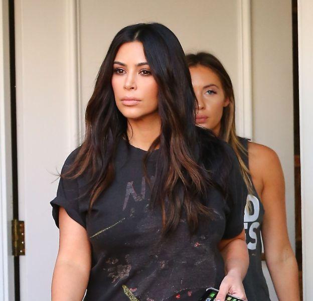 Kim Kardashian a créé le buzz la semaine dernière en partageant une photo d'elle nue.