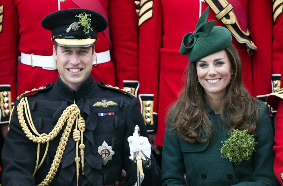 William se rendra seul à la cérémonie.