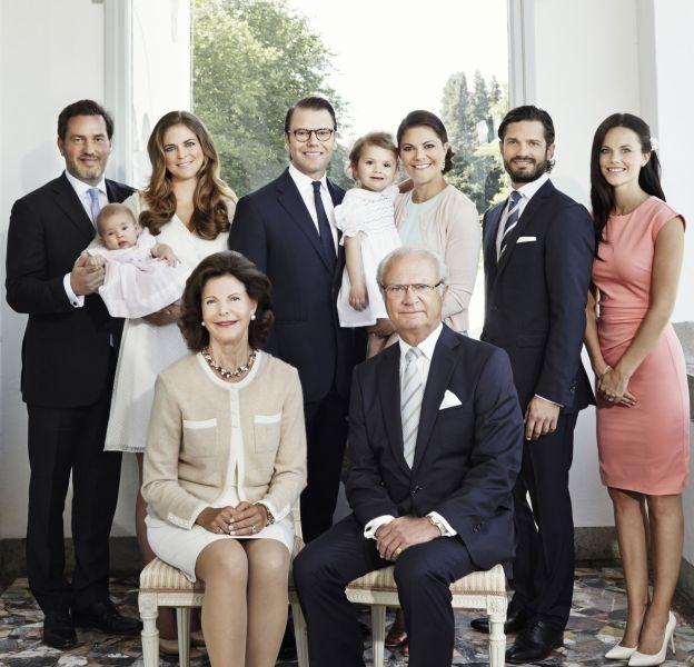 La famille royale de Suède est en plein baby-boom et recrute donc du personnel.
