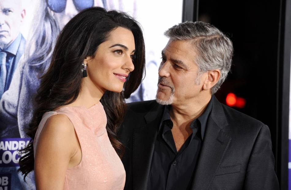 George Clooney est connu pour son travail humanitaire.