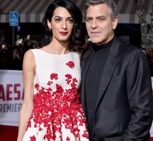 Le couple a peut-être recontré des réfugiés syriens sur les conseils d'Angelina Jolie.