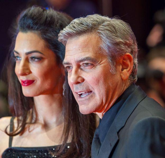 Amal et George Clooney forment un couple engagé.