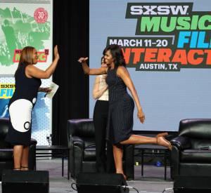 Michelle Obama, définitivement la Première dame la plus cool.