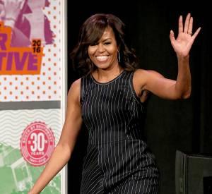 Michelle Obama, future candidate à la présidentielle comme Hillary Clinton ?