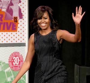 Michelle Obama : la first lady lookée bientôt présidente ?
