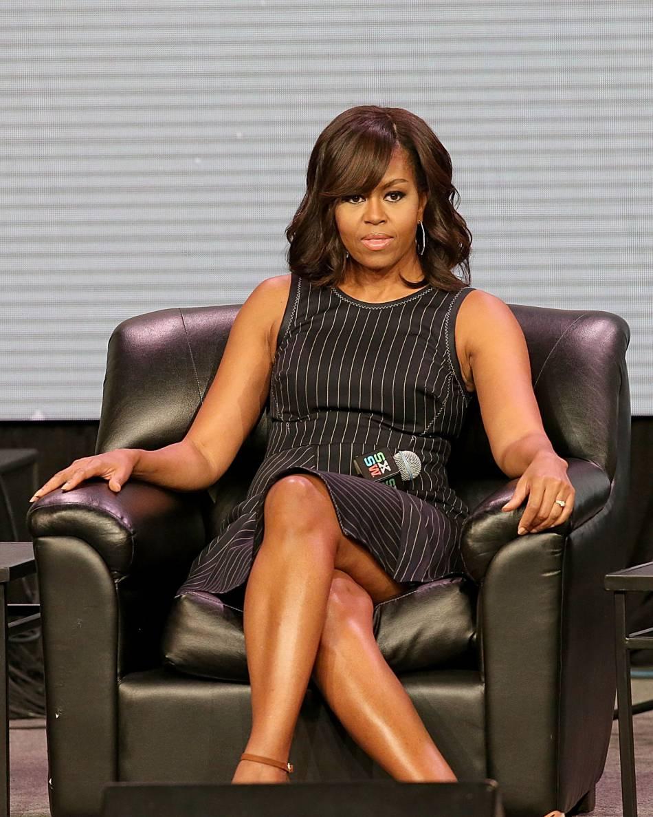 Si on aurait bien aimé que Michelle Obama se lance, la Première dame ne se dit pas tentée par la course à la présidentielle.