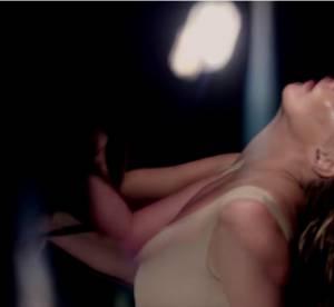 """Kate Moss, lumineuse et sensuelle pour le """"Ritual Spirit"""" de Massive Attack"""