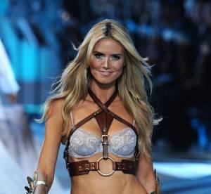 """Heidi Klum n'est pas à l'aise en maillot de bain : """"C'est intimidant"""""""