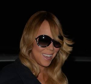 Mariah Carey : avec ce décolleté pailleté, l'accident téton n'est pas loin !
