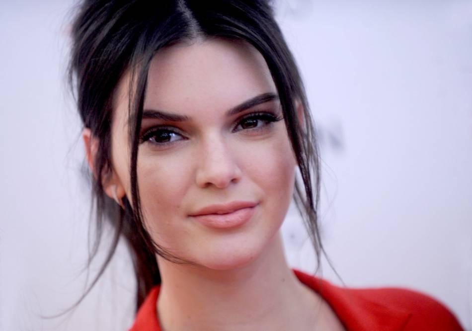 Kendall Jenner, étourdissante comme à son habitude.