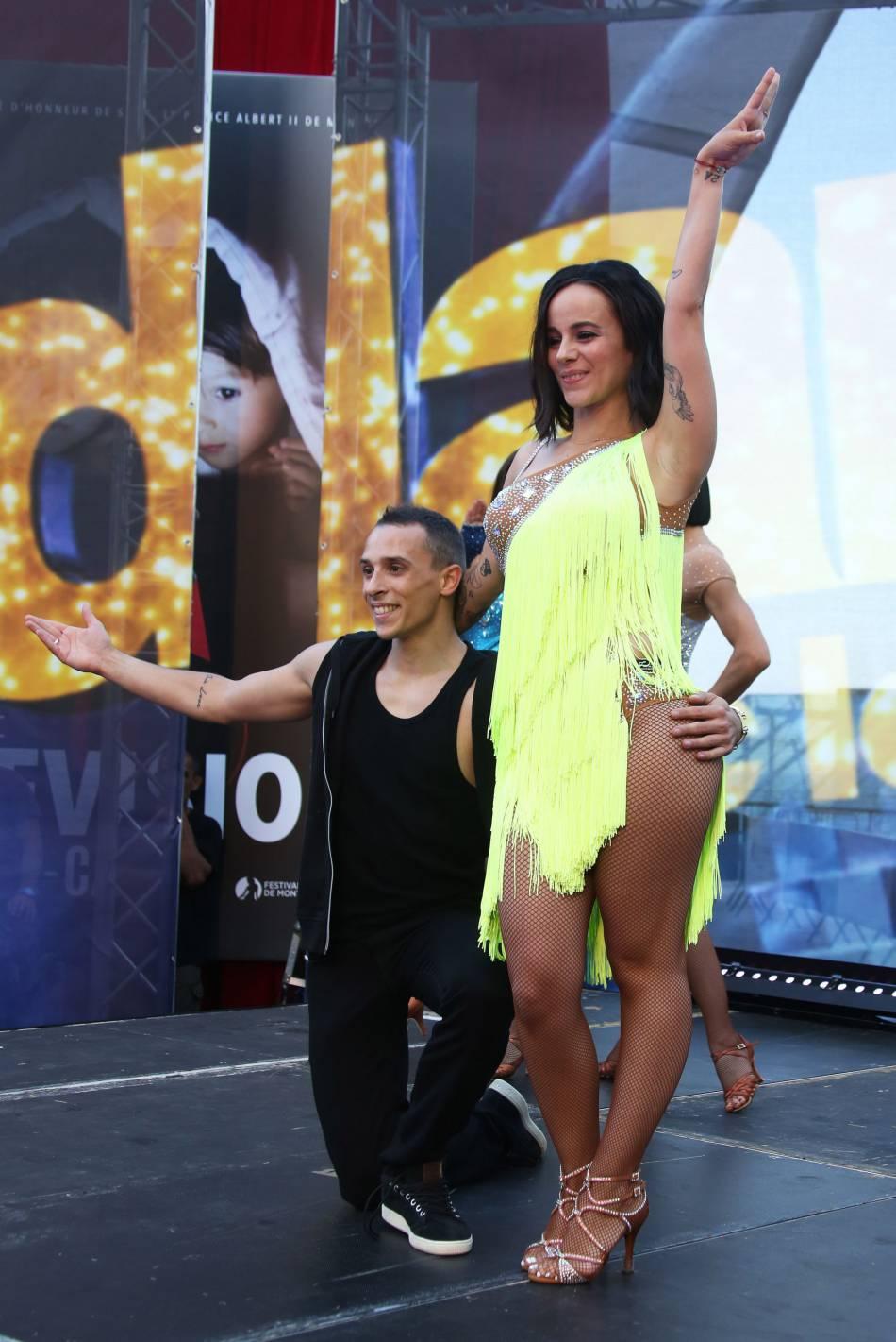Alizée et Grégoire Lyonnet, un couple à la ville comme sur scène.