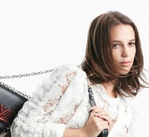 Alicia Vikander pour Louis Vuitton : le feu sous la glace
