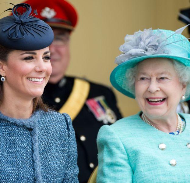 On les veut parfois ennemies, mais Kate Middleton et la reine Elizabeth II s'entendent très bien.