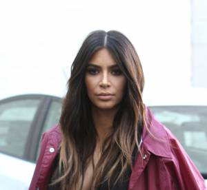 Kim Kardashian : elle invite son incroyable sosie dans son show