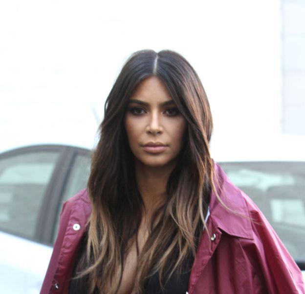 Kim Kardashian invite l'un de ses sosies dans son show.