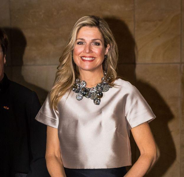 Maxima des Pays-Bas, une véritable reine du style.