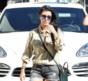 Kourtney Kardashian dévoile d'adorables photos de North et Penelope en tutu