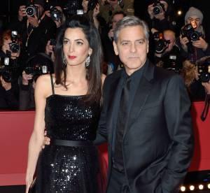 Amal et George Clooney : soutiens glamour d'Hillary Clinton, ils se mobilisent