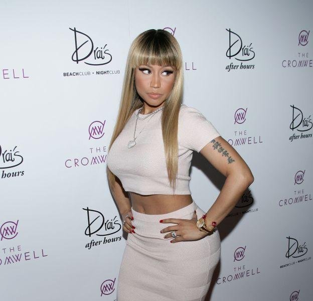 Nicki Minaj dévoile ses fesses XXL sur Instagram.