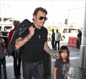 """Johnny Hallyday : il se confie sur ses rapports """"formidables"""" avec ses enfants"""