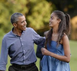 Malia Obama : embauchée par son père pour un job très spécial