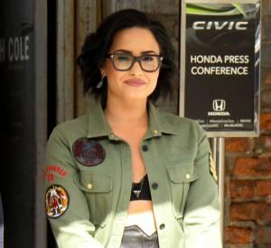 Demi Lovato à l'évènement Honda Civic ce mardi 22 mars 2016 à New York.